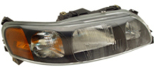 Volvo S60 2001-2004 Right side/Passengers side, Headlight Assembly complete 8693584