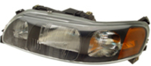 Volvo S60 2001-2004 Left side/Drivers side, Headlight Assembly complete 8693583