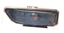 Volvo S60 2001-2004, S80 1999-2005, Side repeater light for Left side/Driver side 8658944