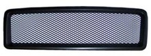 Volvo 850, Grille assembly Black frame with Black wire mesh. 6811281MB