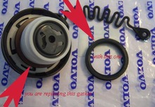 9470016 SEAL Volvo gas caps gasket solution repair kit will fit all Volvo models