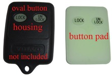 9148646 Volvo 850, S90, Keyless Remote Entry Controller Button Pad
