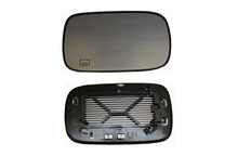 DRIVERS SIDE FLAT MIRROR WITH HEAT AND BACK PLATE FOR VOLVO C70 S40 V50