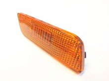 Passenger Side Amber Bumper Light Lens and Reflector 9188264