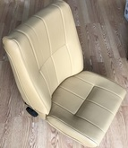 Volvo 240 remanufactured front seats