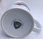 "Swedish Car Parts Original ""I Drive This"" Coffee Mug"