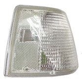 "Volvo 850. Custom ""Euro"" clear parking lamp/turn signal assembly for both right and left side. CVV 142R, CVV142L"